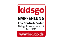[Translate to South Africa:] Germany, 2012: Winner Eco Control+ Video