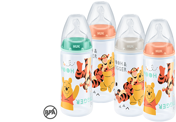 [Translate to South Africa:] Winnie the Pooh Baby Bottle