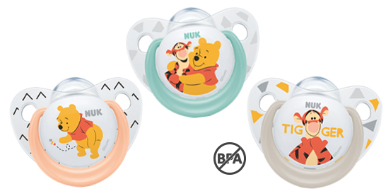 [Translate to South Africa:] Disney Winnie the Pooh soother