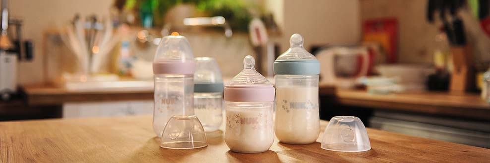 Baby Bottle Accessories